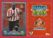 Sunderland Dwight Yorke Trinidad & Tobago Star Player